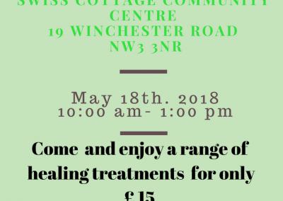 Mental Health Fundraiser Event